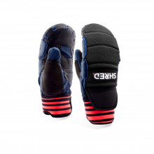 Ski Race Protective Mittens