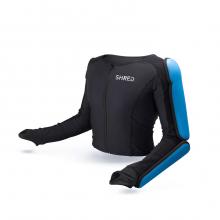 Ski Race Custom Protective Jacket by Shred Optics