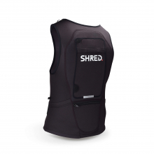 Flexi Back Protector Trail Vest by Shred Optics