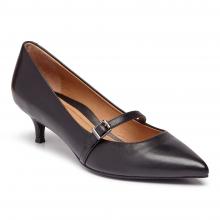 Women's Kit Minnie Leather Mary Jane Heel by Vionic Brand in Cheyenne WY