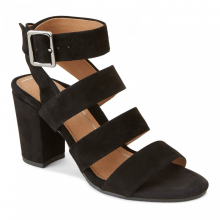 PERK BLAIRE TUMBLED ANKLE STRAP HEEL by Vionic Brand in Knoxville TN