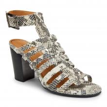 Women's Perk Sami Snake Ankle Strap Heel by Vionic Brand in St Joseph MO
