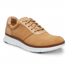 FRESH TANNER NUBUCK LACE UP SNEAKER