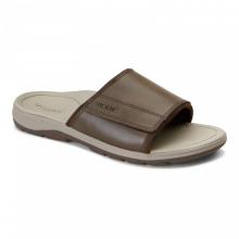 Men's Canoe Stanley Slide Sandal by Vionic Brand in Mason City IA