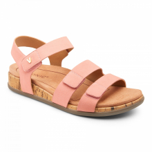 COPAL COLLEEN NUBUCK 3QTR STRAP SANDAL by Vionic Brand in Longmont CO