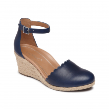ARUBA ANNA ANKLE STRAP WEDGE