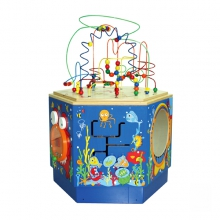 Coral Reef Activity Center by Hape