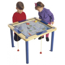 Happy Trails Sand Table by Hape