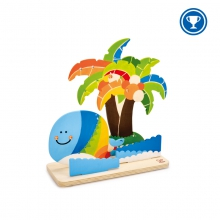 Tropical Island Paint and Play by Hape