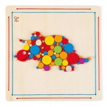 Triceratops Mosaic by Hape