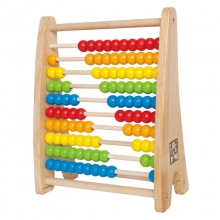 Rainbow Bead Abacus by Hape