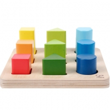 Color and Shape Sorter by Hape