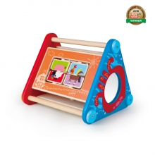 Take-Along Activity Box by Hape