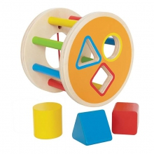 1-2-3 Shape Sorter by Hape