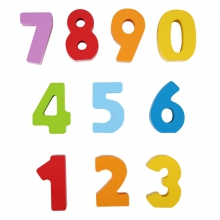 Numbers and Colors by Hape