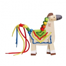 Lacing Pony by Hape