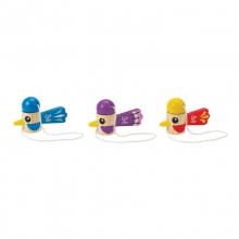Flying Bird Cup & Ball (8 pcs/display) by Hape