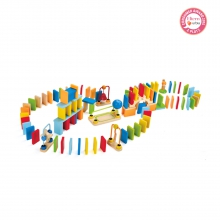 Dynamo Dominoes by Hape
