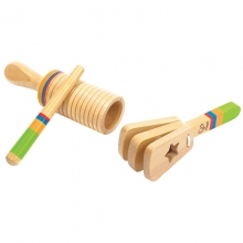 Rhythm Set by Hape