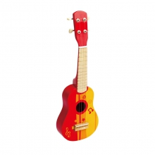 Ukelele, Red by Hape