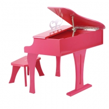 Happy Grand Piano, Pink by Hape