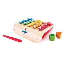 Shape Sorter Xylophone by Hape