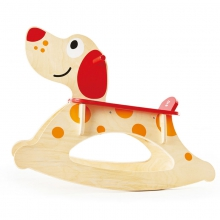 Rock-A-Long Puppy Ride On by Hape
