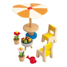 Patio Set by Hape