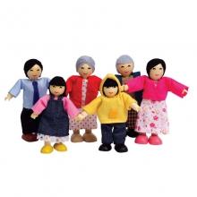 Happy Family- Asian by Hape