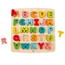 Chunky Alphabet Puzzle by Hape