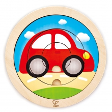 Spinning Transport Puzzle by Hape