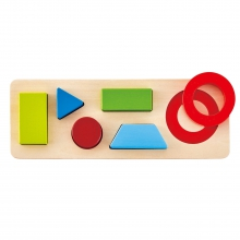 Geometry Puzzle by Hape