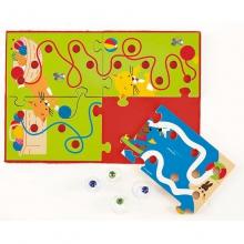 Scribble Maze by Hape
