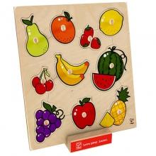 Fruit Knob Puzzle