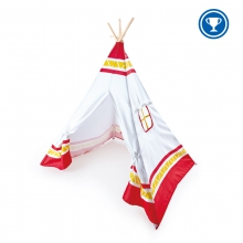 Teepee Tent,Red by Hape