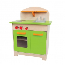 Gourmet Chef Kitchen (Green) by Hape