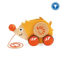 Walk Along Hedgehog by Hape