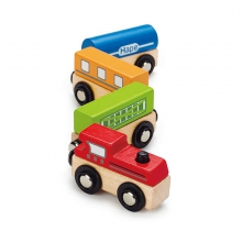 Magnetic Classic Train by Hape