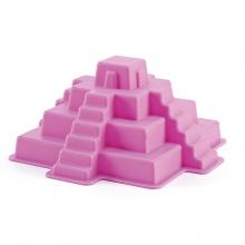 Mayan Pyramid by Hape