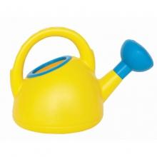 Watering Can, yellow