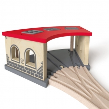Big Engine Shed by Hape