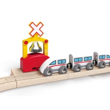 Automatic Train Bell Signal by Hape