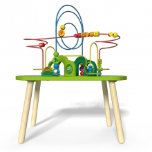 Jungle Play & Train Activity Table by Hape