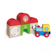 Station Building Block Set by Hape