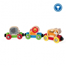 Jungle Journey Train by Hape