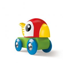 Whistling Parrot Engine by Hape