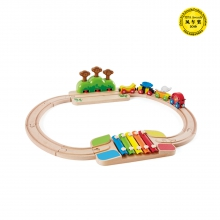 My Little Railway Set by Hape