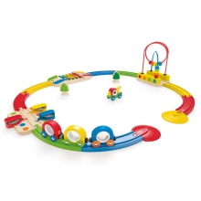Sights & Sounds Railway by Hape
