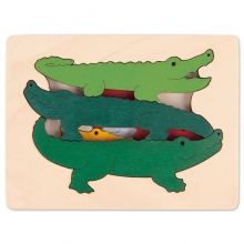 Crocodiles by Hape