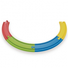 Rainbow Track Pack by Hape
